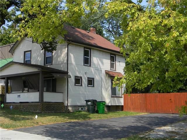 877 Broadway Avenue, Bedford, OH 44146 (MLS #4316840) :: Jackson Realty