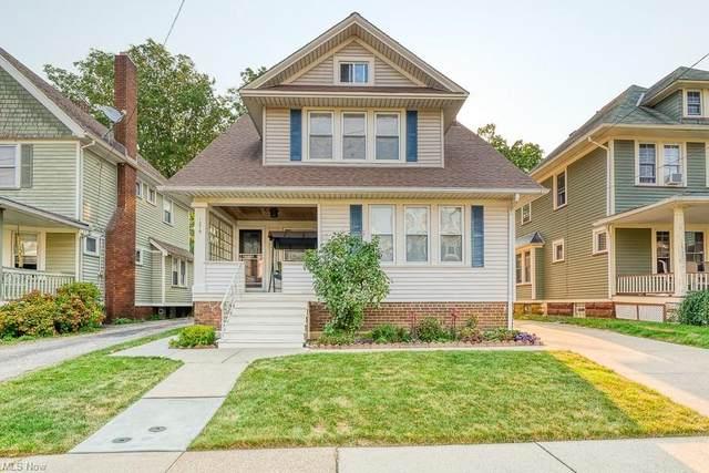 1279 Warren Road, Lakewood, OH 44107 (MLS #4316937) :: Keller Williams Legacy Group Realty