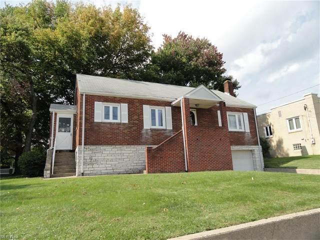 124 Deya Street, Weirton, WV 26062 (MLS #4316954) :: Select Properties Realty