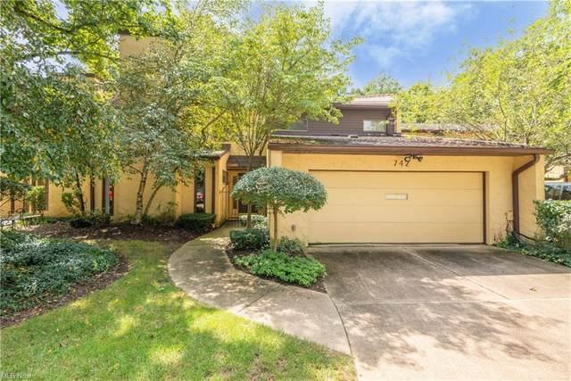 742 Hampton Ridge Drive, Akron, OH 44313 (MLS #4316955) :: The Art of Real Estate