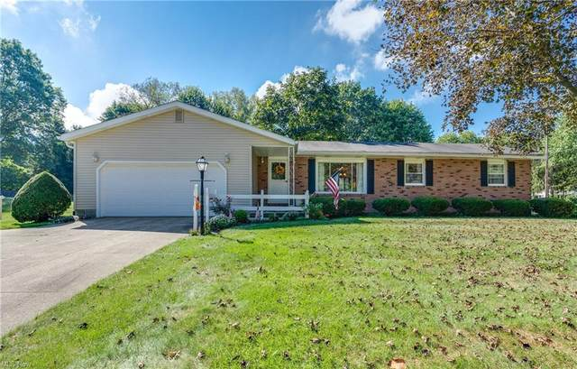 3736 N Sunnyfield, Copley, OH 44321 (MLS #4316989) :: The Holden Agency