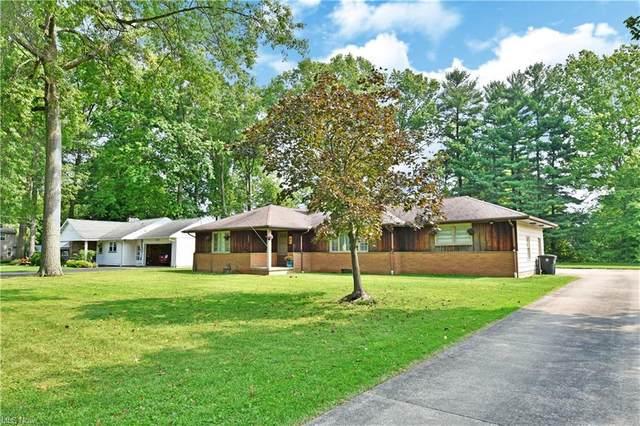 3984 Southwood Drive SE, Warren, OH 44484 (MLS #4317009) :: Select Properties Realty