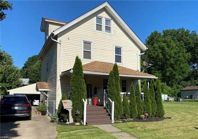 2273 11th Street SW, Akron, OH 44314 (MLS #4317039) :: Tammy Grogan and Associates at Keller Williams Chervenic Realty