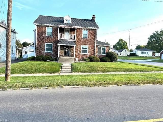 226 Churchill Road, Girard, OH 44420 (MLS #4317078) :: Keller Williams Chervenic Realty