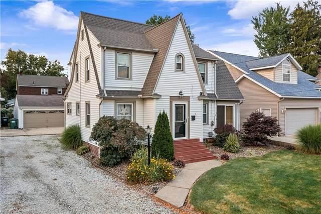 413 E Ford Avenue, Barberton, OH 44203 (MLS #4317139) :: The Art of Real Estate