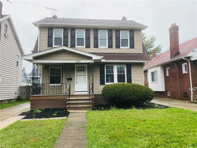 3301 Silsby Road, Cleveland Heights, OH 44118 (MLS #4317221) :: Keller Williams Legacy Group Realty