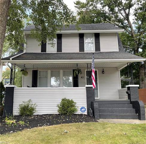 43 E Linwood Avenue, Akron, OH 44301 (MLS #4317243) :: The Holden Agency