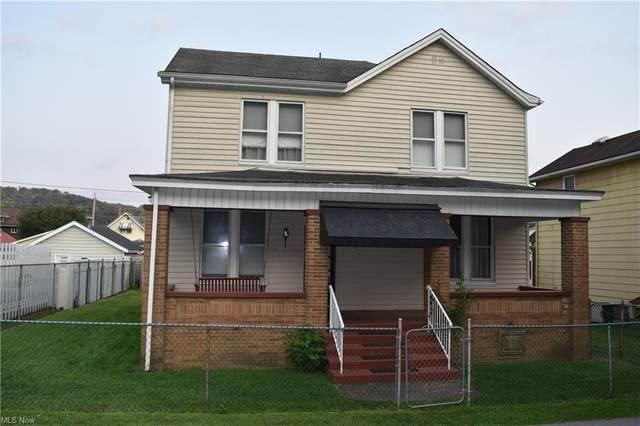 610 Buckeye Street, Tiltonsville, OH 43963 (MLS #4317297) :: Keller Williams Legacy Group Realty