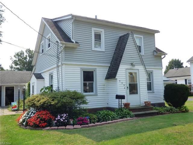 536 Franklin Avenue, Amherst, OH 44001 (MLS #4317324) :: Vines Team