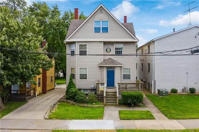 512 E Buchtel Avenue, Akron, OH 44304 (MLS #4317379) :: The Holden Agency