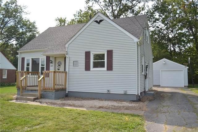 1547 Clemmens Avenue NW, Warren, OH 44485 (MLS #4317400) :: TG Real Estate
