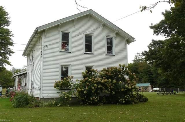 1938 State Route 45, Austinburg, OH 44010 (MLS #4317426) :: TG Real Estate