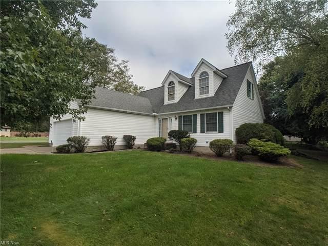 6544 Songbird Circle NE, Canton, OH 44721 (MLS #4317441) :: TG Real Estate