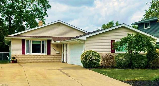 5869 Cantwell Drive, Mayfield Heights, OH 44124 (MLS #4317518) :: Simply Better Realty