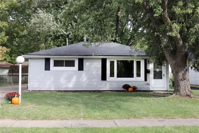 361 Wesley Avenue, Elyria, OH 44035 (MLS #4317526) :: The Holden Agency
