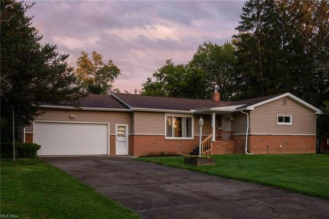 921 Dryden Avenue, Youngstown, OH 44505 (MLS #4317529) :: Tammy Grogan and Associates at Keller Williams Chervenic Realty