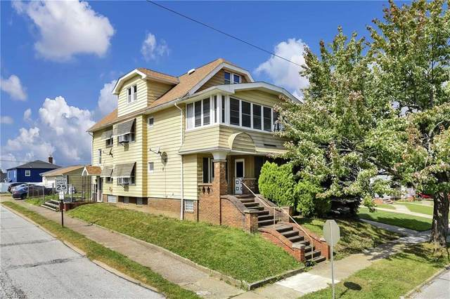 4878 E 93rd Street, Garfield Heights, OH 44125 (MLS #4317608) :: TG Real Estate