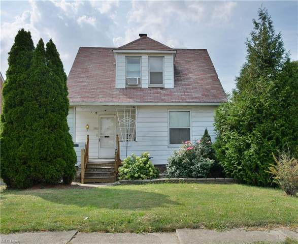 1194 E 169th Street, Cleveland, OH 44110 (MLS #4317612) :: Jackson Realty