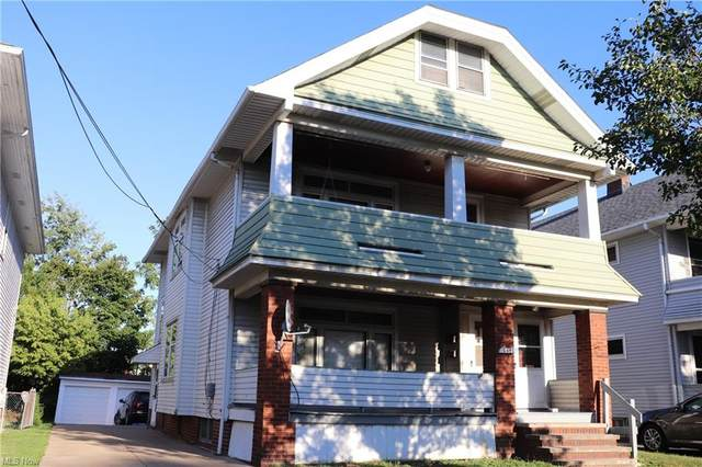 4421 W 49th Street, Cleveland, OH 44144 (MLS #4317649) :: The Holly Ritchie Team