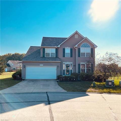 4989 Windsford Circle, North Ridgeville, OH 44039 (MLS #4317661) :: The Holden Agency