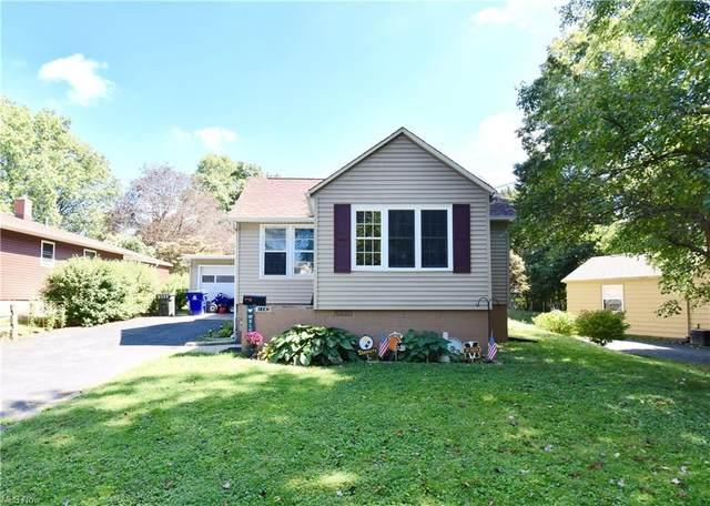 1143 Jessie Avenue, Kent, OH 44240 (MLS #4317670) :: Keller Williams Chervenic Realty