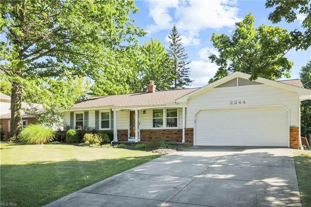 2244 Croydon Road, Twinsburg, OH 44087 (MLS #4317719) :: Keller Williams Legacy Group Realty