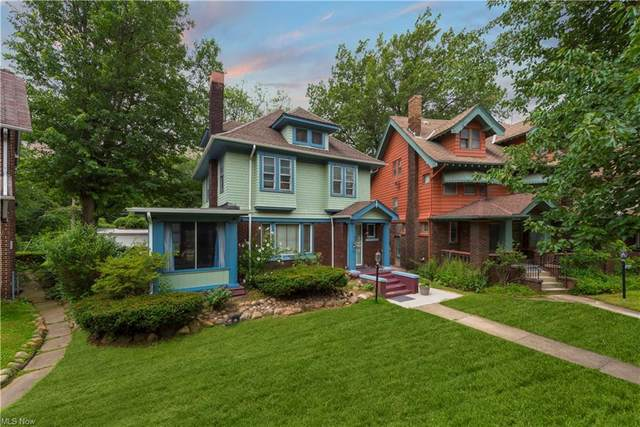 930 Herrick Road, Cleveland, OH 44108 (MLS #4317743) :: The Holden Agency