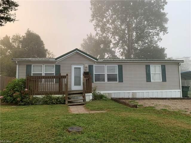 160 S Pembroke Avenue, Zanesville, OH 43701 (MLS #4317777) :: Keller Williams Chervenic Realty