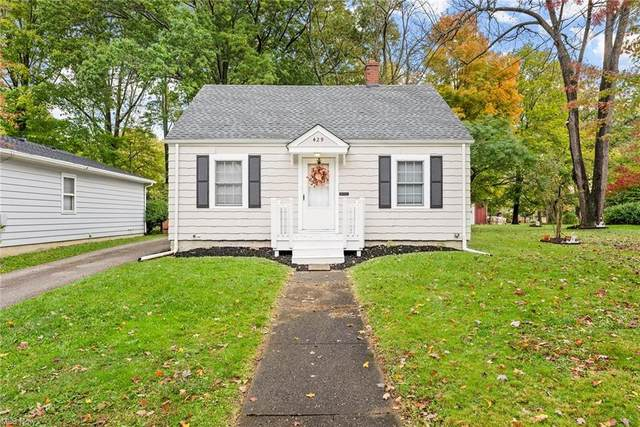 429 Lawrence Street, Ravenna, OH 44266 (MLS #4317788) :: RE/MAX Trends Realty