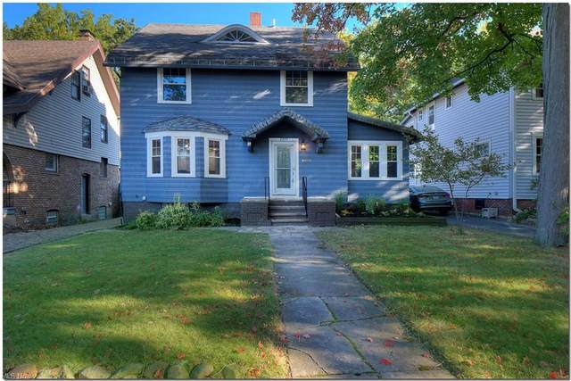 3377 Bradford Road, Cleveland Heights, OH 44118 (MLS #4317820) :: The Holden Agency