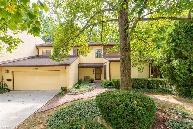 740 Hampton Ridge Drive, Akron, OH 44313 (MLS #4317825) :: The Art of Real Estate