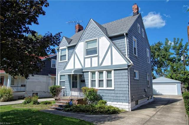 9315 Plymouth Avenue, Garfield Heights, OH 44125 (MLS #4317930) :: TG Real Estate