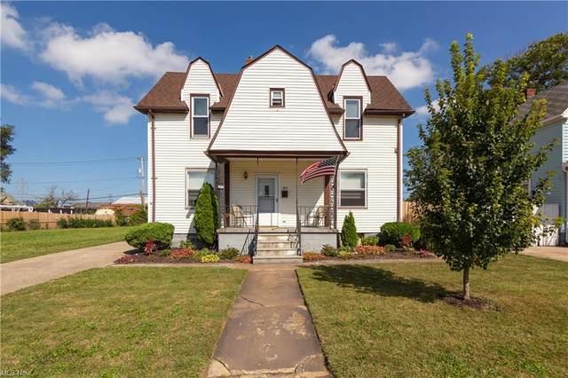 1857 E 29th Street, Lorain, OH 44055 (MLS #4317943) :: Select Properties Realty