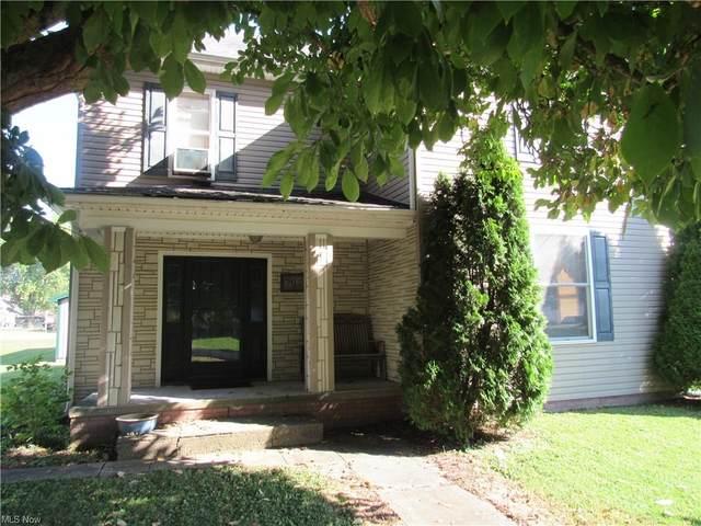 7025 Axline Avenue, East Fultonham, OH 43735 (MLS #4317960) :: Select Properties Realty