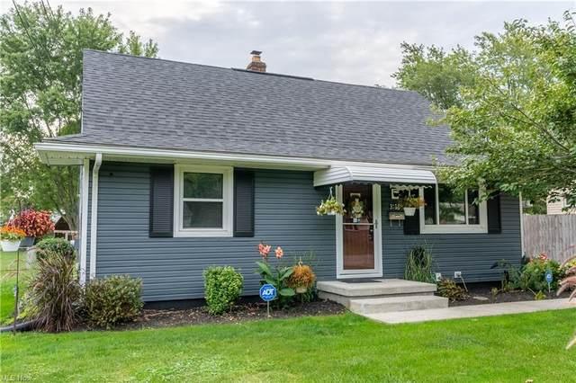 3120 Endrow Avenue NE, Canton, OH 44705 (MLS #4317975) :: TG Real Estate