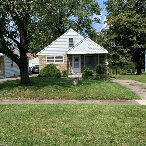 830 E Lucius Avenue, Youngstown, OH 44502 (MLS #4318003) :: TG Real Estate