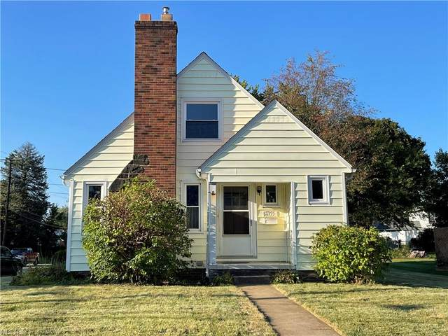 1355 21st Street NW, Canton, OH 44709 (MLS #4318058) :: Tammy Grogan and Associates at Keller Williams Chervenic Realty