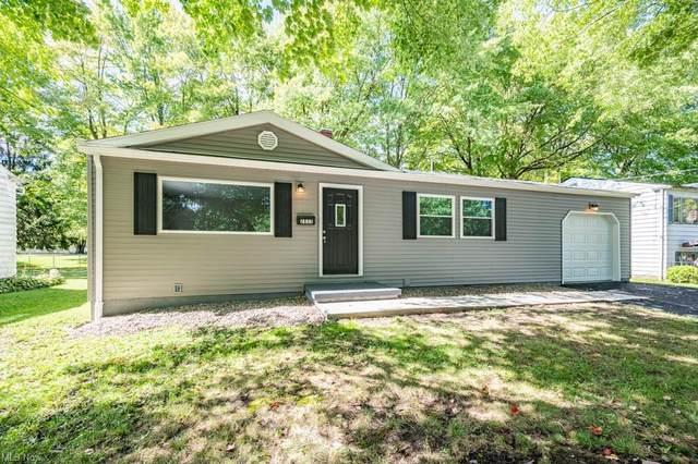 2833 Tod Avenue NW, Warren, OH 44485 (MLS #4318062) :: Select Properties Realty
