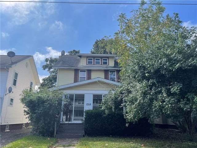 2318 9th Street NW, Canton, OH 44708 (MLS #4318073) :: Tammy Grogan and Associates at Keller Williams Chervenic Realty