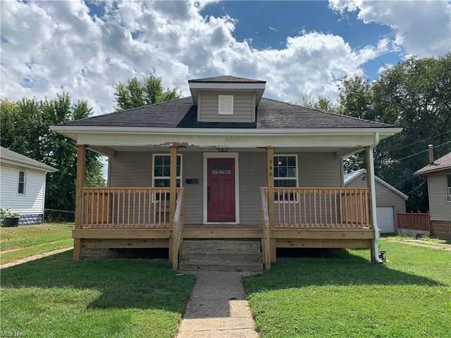 946 Seborn Avenue, Zanesville, OH 43701 (MLS #4318083) :: Select Properties Realty