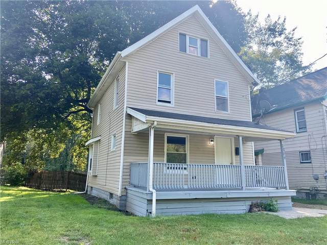 1235 Lakeshore Boulevard, Akron, OH 44301 (MLS #4318090) :: The Holden Agency