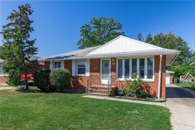 1826 Rush Road, Wickliffe, OH 44092 (MLS #4318095) :: The Holden Agency
