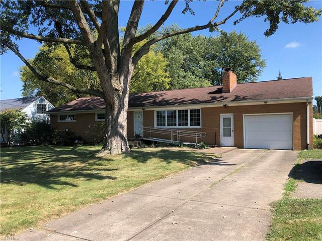 4708 Meadowlane Drive NW, Canton, OH 44709 (MLS #4318096) :: RE/MAX Trends Realty