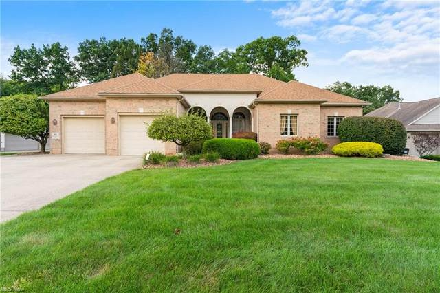 40 White Oak Court, Canfield, OH 44406 (MLS #4318097) :: Keller Williams Legacy Group Realty