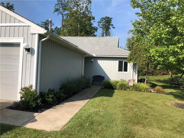 1515 Iris Glen Drive, Twinsburg, OH 44087 (MLS #4318113) :: The Holden Agency