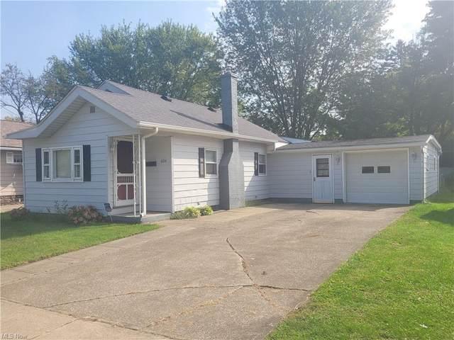 616 Mill Street, Conneaut, OH 44030 (MLS #4318130) :: Keller Williams Chervenic Realty