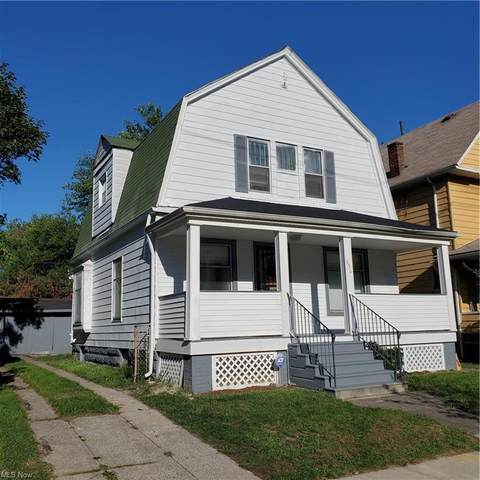 656 E 126th Street, Cleveland, OH 44108 (MLS #4318139) :: The Holden Agency