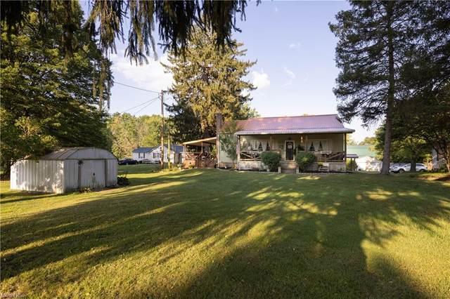 7110 Edwards Ridge Road SE, Uhrichsville, OH 44683 (MLS #4318194) :: The Holden Agency