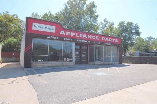 5817 Pearl Road, Parma, OH 44130 (MLS #4318232) :: Select Properties Realty