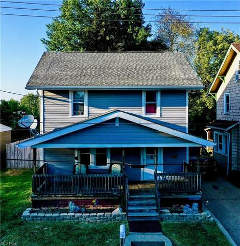2017 Franklin Place NW, Canton, OH 44709 (MLS #4318245) :: RE/MAX Trends Realty